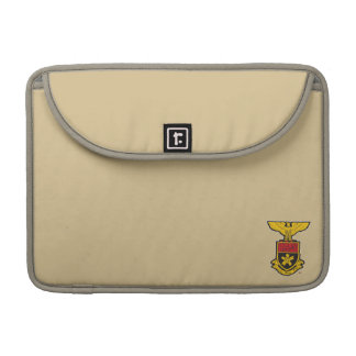 AHP Crest - Color Sleeves For MacBooks