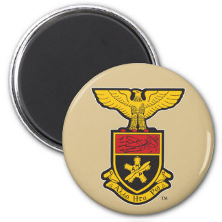 AHP Crest - Color 2 Inch Round Magnet