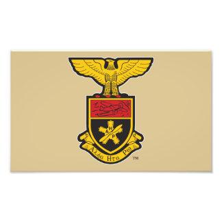 AHP Crest - Color Photo Print