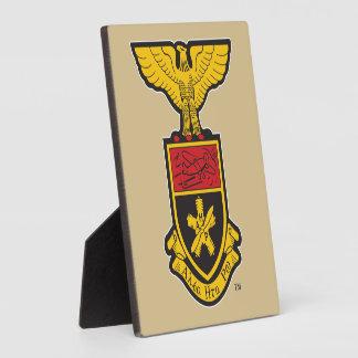 AHP Crest - Color Display Plaques