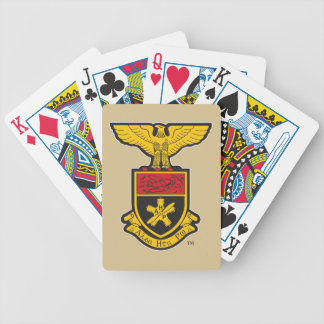 AHP Crest - Color Bicycle Playing Cards
