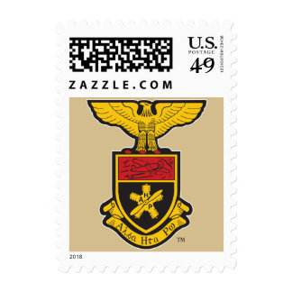 AHP Crest - Color Postage Stamps