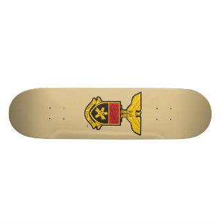 AHP Crest - Color Skateboard