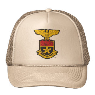 AHP Crest - Color Trucker Hat