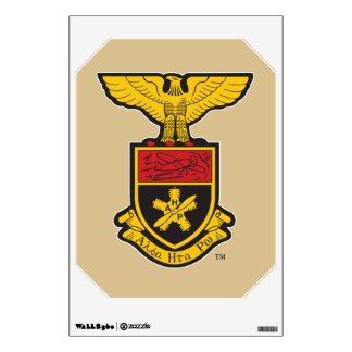 AHP Crest - Color Wall Sticker