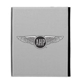 AHP Wings - B&W iPad Case