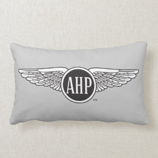 AHP Wings - B&W Pillow