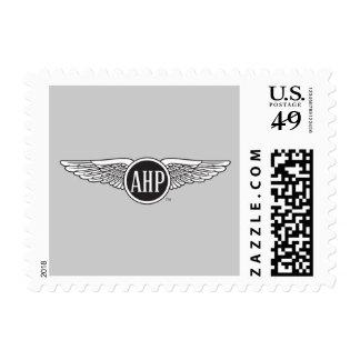 AHP Wings - B&W Postage