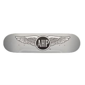 AHP Wings - B&W Skateboard Deck