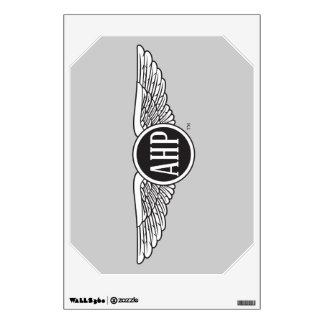 AHP Wings - B&W Wall Sticker