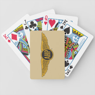 AHP Wings - Color Bicycle Playing Cards