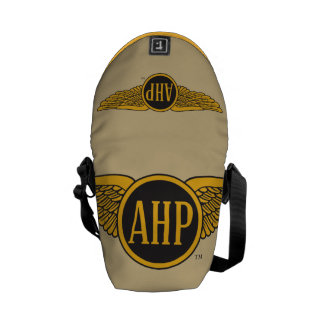 AHP Wings - Color Courier Bag
