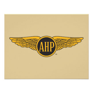 AHP Wings - Color Custom Announcements