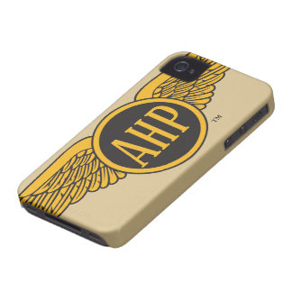 AHP Wings - Color iPhone 4 Case-Mate Cases