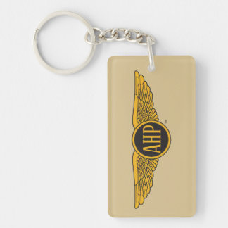 AHP Wings - Color Keychain