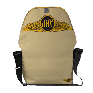 AHP Wings - Color Messenger Bag