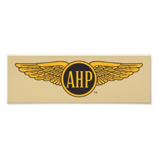 AHP Wings - Color Photo Print