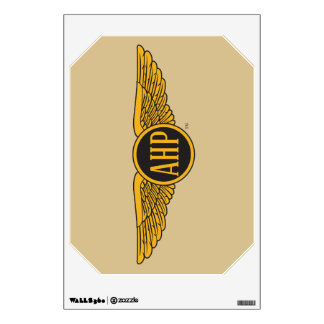 AHP Wings - Color Wall Decal