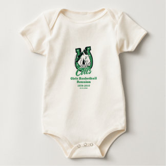 AHS Colts Reunion Infant Organic Baby Bodysuit