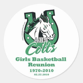 AHS Colts_Reunion Sticker