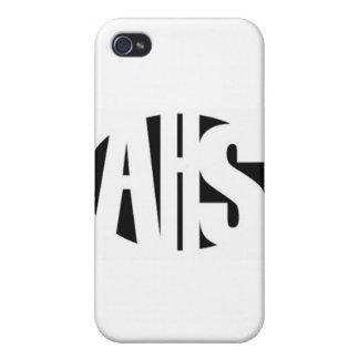 AHS desin logo iPhone 4 Cases