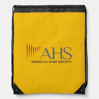 AHS Drawstring Backpack
