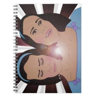AHS Freakshow Notebook