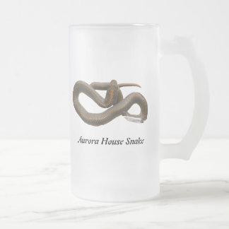 AHS Frosted Glass Mug