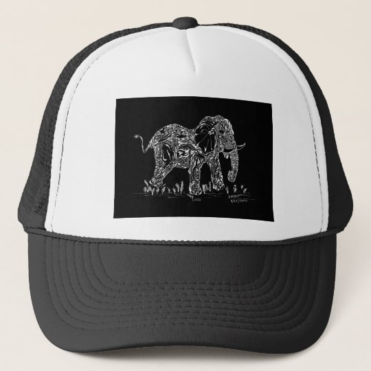 Ahshesi Trucker Hat