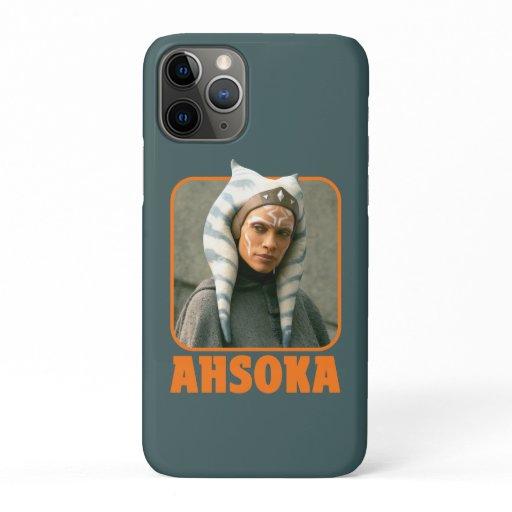 Ahsoka Tano Character Badge iPhone 11 Pro Case