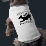 "AHT &quot;Life&#39;s Short&quot; Pet Tee<br><div class=""desc"">American Hairless Terrier &quot;Life&#39;s Short&quot; Pet Tee</div>"
