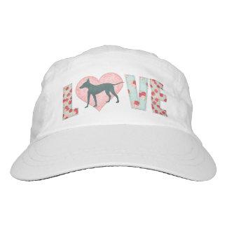 "AHT Shabby Chic ""Love"" Hat"