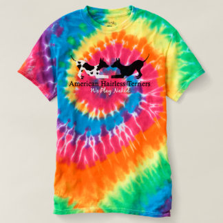 "AHT ""We Play"" Men's Tye Dye T-Shirt"