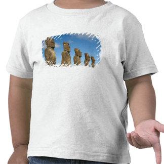 Ahu Akivi, Rapa Nui, Easter Island, Chile 2 T-shirt