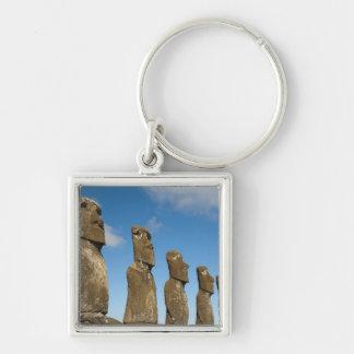 Ahu Akivi, Rapa Nui, isla de pascua, Chile 2 Llaveros Personalizados