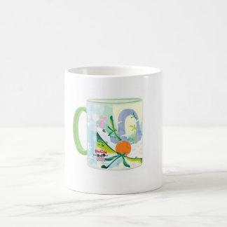 ahueque la taza de cerámica de la porcelana de