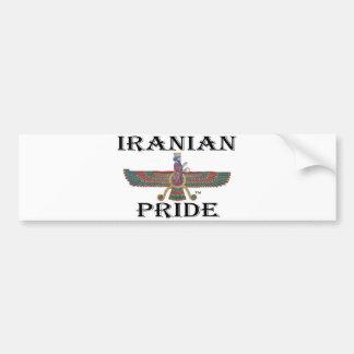 Ahura Mazda - Iranian Pride Car Bumper Sticker