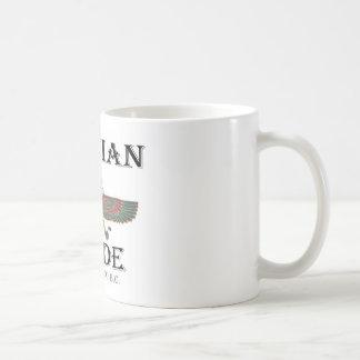 Ahura Mazda - Iranian Pride Classic White Coffee Mug