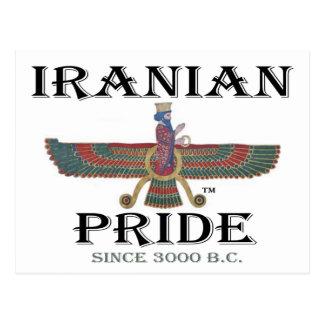 Ahura Mazda - Iranian Pride Postcards