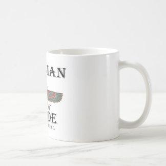 Ahura Mazda - Persian Pride Classic White Coffee Mug