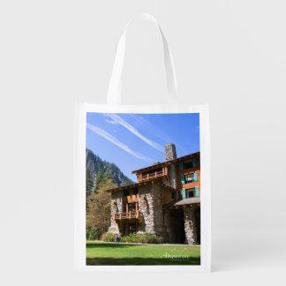 Ahwahnee Grocery Bag