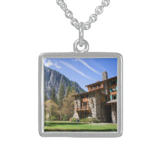 Ahwahnee Sterling Silver Necklace
