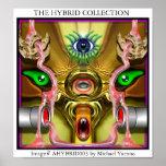 AHYBRID003 by Michael Yacono Posters