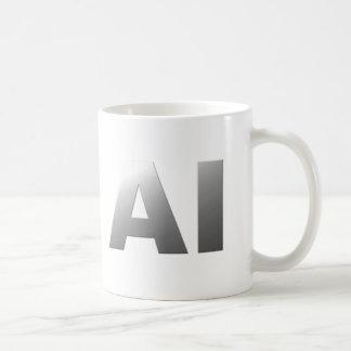 AI artificial intelligence Coffee Mugs