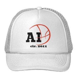 AI - Gorra del logotipo