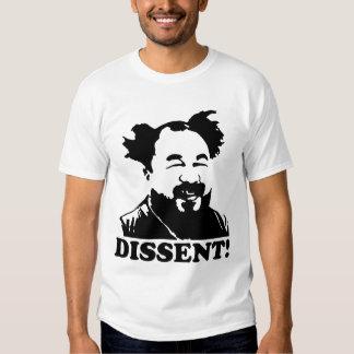 Ai Weiwei Dissent T-Shirt