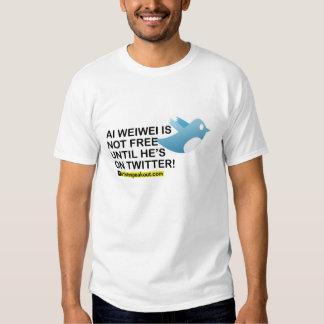 Ai Weiwei Twitter Shirt