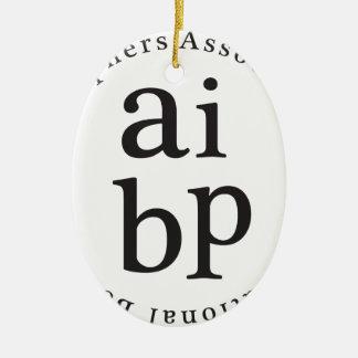 aibp_CS3.ai Adorno Navideño Ovalado De Cerámica