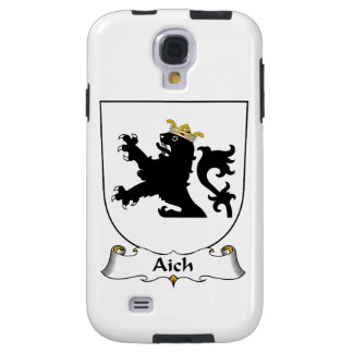 Aich Family Crest Galaxy S4 Case