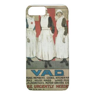 Aid Detachment 1917_Propaganda Poster iPhone 8/7 Case